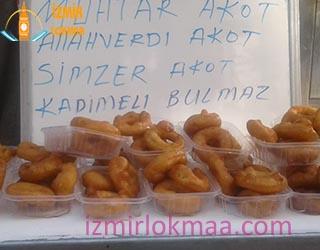 İzmir lokma siparişi